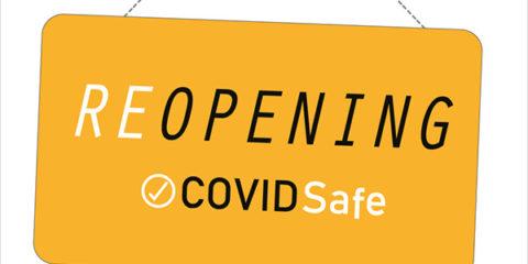 Covid Safe.